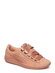 Puma Vikky Ribbon S - DUSTY CORAL-DUSTY CORAL