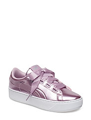 Puma Vikky Platform Ribbon P - WINSOME ORCHID-WINSOME ORCHID