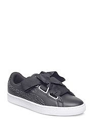 Basket Heart Oceanaire Wn's - PUMA BLACK-PUMA WHITE