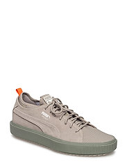 PUMA Breaker Mesh FOF - ELEPHANT SKIN-LAUREL WREATH-WHISPER