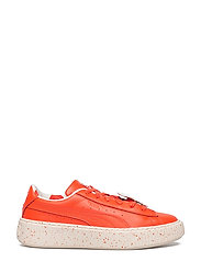 3d51587fe38d Puma X Tc Platform Speckle Ps (Grenadine-whisper White) (£51.80 ...