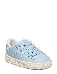 PUMA X TC BASKET Speckle Inf - CERULEAN-WHISPER WHITE