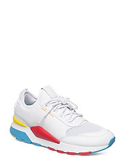 RS-0 Play - PUMA WHITE-HAWAIIAN OCEAN-DANDELION