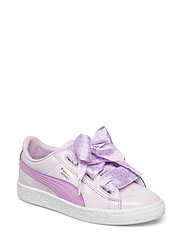Basket Heart Stars PS - WINSOME ORCHID-ORCHID-PUMA TEAM GOLD