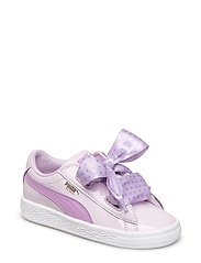 Basket Heart Stars Inf - WINSOME ORCHID-ORCHID-PUMA TEAM GOL