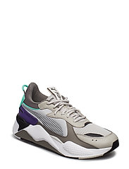 RS-X TRACKS - GRAY VIOLET-CHARCOAL GRAY