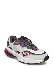 Cell Venom - PUMA WHITE-FUCHSIA PURPLE