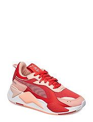 RS-X TOYS - BRIGHT PEACH-HIGH RISK RED