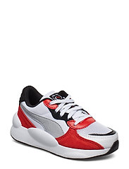RS 9.8 Space PS - PUMA WHITE-HIGH RISK RED