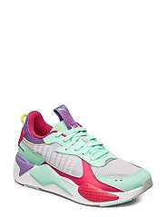 RS-X Bold - PURPLE HEATHER-GREEN GLIMMER-LOVE P
