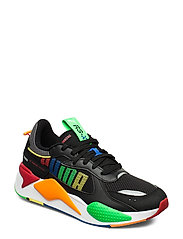 RS-X Bold - PUMA BLACK-ANDEAN TOUCAN-ORANGE POP