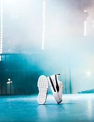 PUMA - Mayze Lth Wn's - baskets épaisses - puma white-puma black - 8