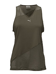 A.C.E. Mesh Blocked Tank - FOREST NIGHT