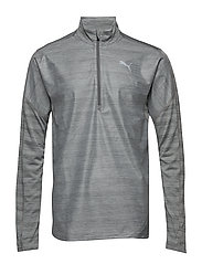 PACE Midlayer - MEDIUM GRAY HEATHER