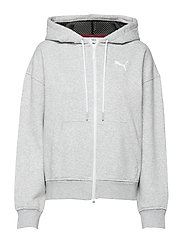 SG X PUMA FZ Hoodie - LIGHT GREY HEATHER