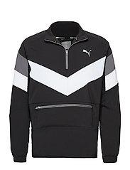 Reactive Packable Jacket - PUMA BLACK-PUMA WHITE-CASTLEROCK
