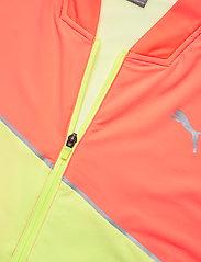 PUMA - Run Lite Woven Ultra Jacket - anorakker - puma white-nrgy peach-fizzy yellow - 2