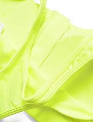 PUMA - High Impact Front Zip Bra - sort bras:high - fizzy yellow - 3