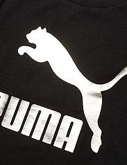 PUMA - Classics Logo Tee G - kortärmade t-shirts - puma black - 2