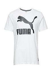 Archive Logo Tee - PUMA WHITE