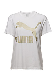 Puma - Classics Logo Tee