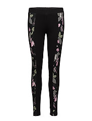 Classics T7 Legging AOP - COTTON BLACK-FLOWER UPRISING