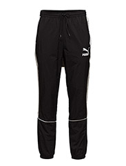 Retro Woven Pants - PUMA BLACK