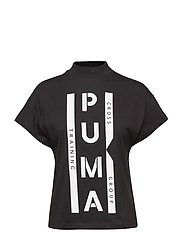PUMA XTG Graphic Tee - COTTON BLACK