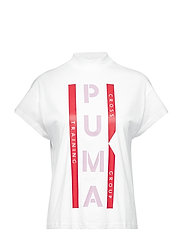 PUMA XTG Graphic Tee - PUMA WHITE