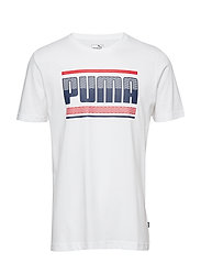 PUMA Graphic - PUMA WHITE