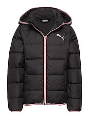 Light Down Jacket G - PUMA BLACK