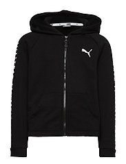 Alpha Jacket G - PUMA BLACK