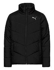 ESS Padded Jacket G - PUMA BLACK