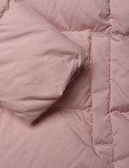 PUMA - Long Down Jacket G - dunjakker & forede jakker - peachskin - 3
