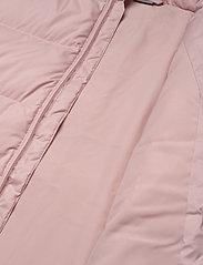 PUMA - Long Down Jacket G - dunjakker & forede jakker - peachskin - 4