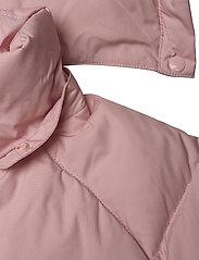 PUMA - Long Down Jacket G - dunjakker & forede jakker - peachskin - 5
