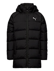 Long Down Jacket G - PUMA BLACK