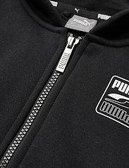 PUMA - Rebel Block Full-Zip Hoodie FL B - kapuzenpullover - puma black - 2