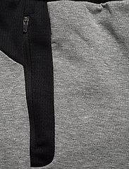 PUMA - EVOSTRIPE Pants - pants - medium gray heather - 2