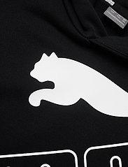 PUMA - Big Logo Hoodie FL B - kapuzenpullover - puma black-puma white - 2