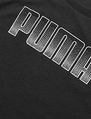 PUMA - Runtrain Tee G - kortärmade t-shirts - puma black - 2