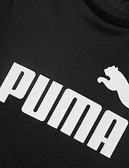 PUMA - ESS Logo Tee - t-shirts - puma black - 3