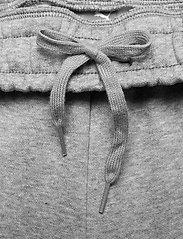 PUMA - ESS Logo Pants FL cl - sweatpants - medium gray heather - 3