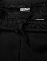 PUMA - ESS Logo Pants FL cl B - sportunderdelar - puma black-cat - 3