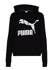 Classics Logo Hoody - PUMA BLACK
