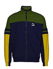 PUMA XTG Woven Jacket - PEACOAT