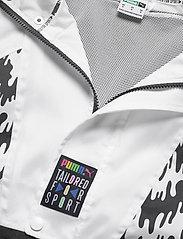 PUMA - TFS OG Track Jacket AOP - track jackets - puma black - 3