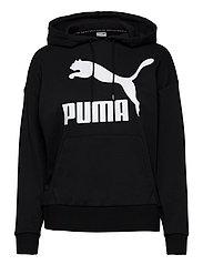 Classics Logo Hoody Regular fit - PUMA BLACK