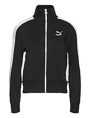 Classics T7 Track Jacket FT - PUMA BLACK