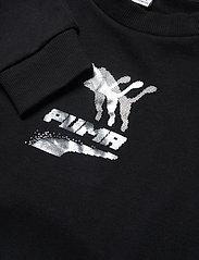PUMA - Evide Crew - sweatshirts - puma black - 4